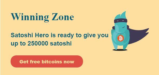 کسب بیت کوین رایگان با satoshi hero