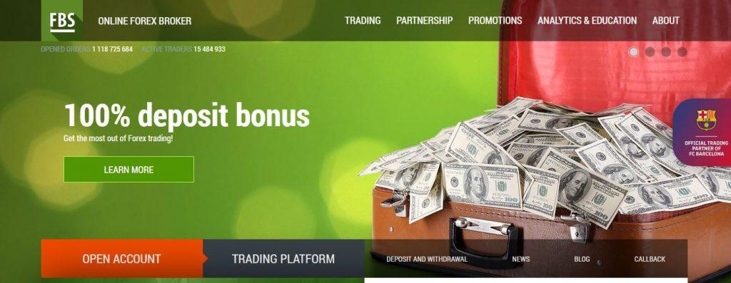 کسب درآمد دلاری با FBS